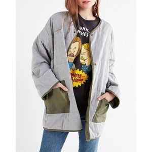 NWT Urban Outfitters | Reversible Jacket